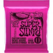 Encordoamento Ernie Ball Super Slinky 9-42 Guitarra