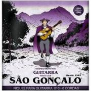 Encordoamento São Gonçalo Guitarra 10/46 IZ11027