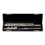 Flauta Transversal Schieffer Prateada SCHF001