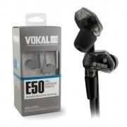 Fone De Ouvido Vokal E50 Pro In Ear Original Novo Lote