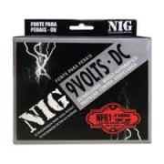 Fonte Nig NF61 Estabilizada 9v 1500mA 6 Saídas