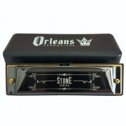 Gaita Orleans Stone Diatônica C