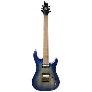 Guitarra Cort KX300 OPCB EMG Colbat Blue