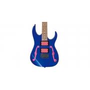 Guitarra Ibanez PGM M11 JB Paul Gilbert Mikro Jewel Blue