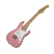 Guitarra Infantil Dolphin DGK Rosa
