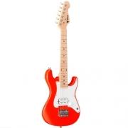 Guitarra Infantil PHX ISTH Vermelha