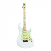Guitarra Strinberg Stratocaster Escudo Mint Green STS150MWH