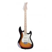 Guitarra Strinberg Stratocaster Escudo Mint Green STS150SB
