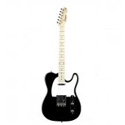 Guitarra Strinberg Telecaster Preta Escudo Branco TC120SBK