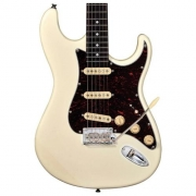 Guitarra Tagima T635 Classic White Vintage Tortoise/Escala Escura