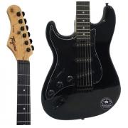Guitarra Tagima Woodstock Tg500 Preta Canhoto