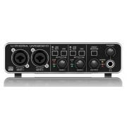 Interface De Áudio Behringer Usb E Midi U-phoria UMC202HD