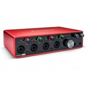 Interface De Audio Focusrite Scarlett18i8 Original