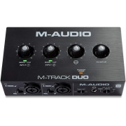 Interface M Audio M Track Duo 2 canais