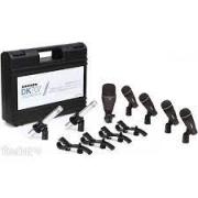 KIt de Microfones para Bateria Samson DK707
