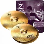 Kit de Pratos Zildjian Planet Z Fundamentals 14