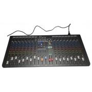 Mesa de Som K-Audio 16 Canais MP1610