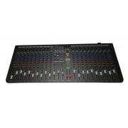 Mesa De Som K-audio 20 Canais Com Efeito E Usb Mp2010