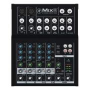 Mesa De Som Mackie Compacta Mix8 8 Canais Mix 8