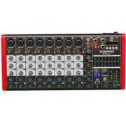 Mesa de Som Soundvoice MC10 Plus 10 Canais C/ Efeitos