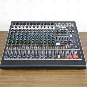 Mesa de Som DBR 12 Canais  Dm12 Usb Bluetooth