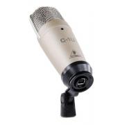 Microfone Behringer Condensador C1U USB