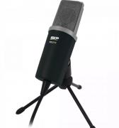 Microfone Condensador Podcast100 SKP Profissional