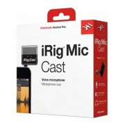 Microfone Ik Multimedia Irig Mic Cast Voice