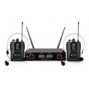 Microfone Kadosh K402HH Headset Duplo Sem Fio