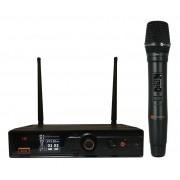 Microfone Kadosh Sem Fio De Mão K501M KDSW UHF