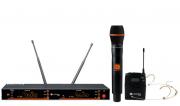 Microfone Kadosh Sem Fio Headset E Vocal K882C
