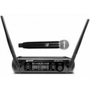 Microfone Sem Fio Lexsen Individual LM 58u PLL UHF