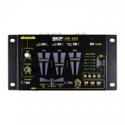 Mixer DJ SKP SM-65U 3 Canais