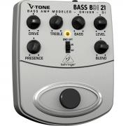 Pedal Behringer BDI21 Bass V-tone