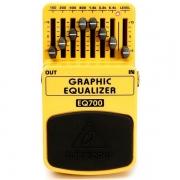 Pedal Behringer EQ700 Equalizador