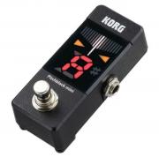 Pedal Korg para Guitarra e Baixo PiTchblack PB-Mini