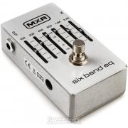 Pedal MXR Dunlop SIX Band EQ M109S Equalizador