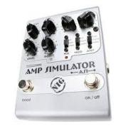 Pedal Nig Amp simulator AS1 guitarra