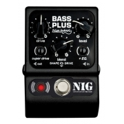 Pedal Nig bass plus Felipe Andreolli PBPL contrabaixo