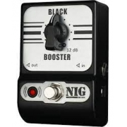 Pedal Nig Black Booster NBB