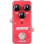 Pedal Nux Brownie Distortion NDS2
