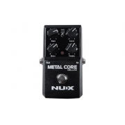 Pedal Nux Metal core deluxe guitarra