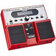 Pedal Processador Voz Vocal Boss Ve-20 Vocal Roland Ve20