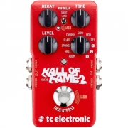 Pedal TC Electronic Hall OF Fame 2