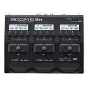 Pedaleira Zoom G3n Multi-efeitos Para Guitarras