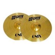"Prato Ngate Onix Hi Hat 14"""