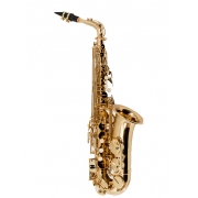 Sax Vogga Alto Niquelado c/ Case VSAS701N