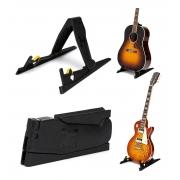 Suporte Hercules Portátil Guitarra & Violão Gs200b