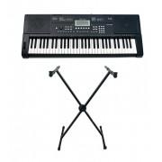 Teclado Roland Arranjador Revas 61 Teclas USB MIDI KB330 kit