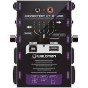 Testador de Cabos Waldman Connectest CT-8,1 USB